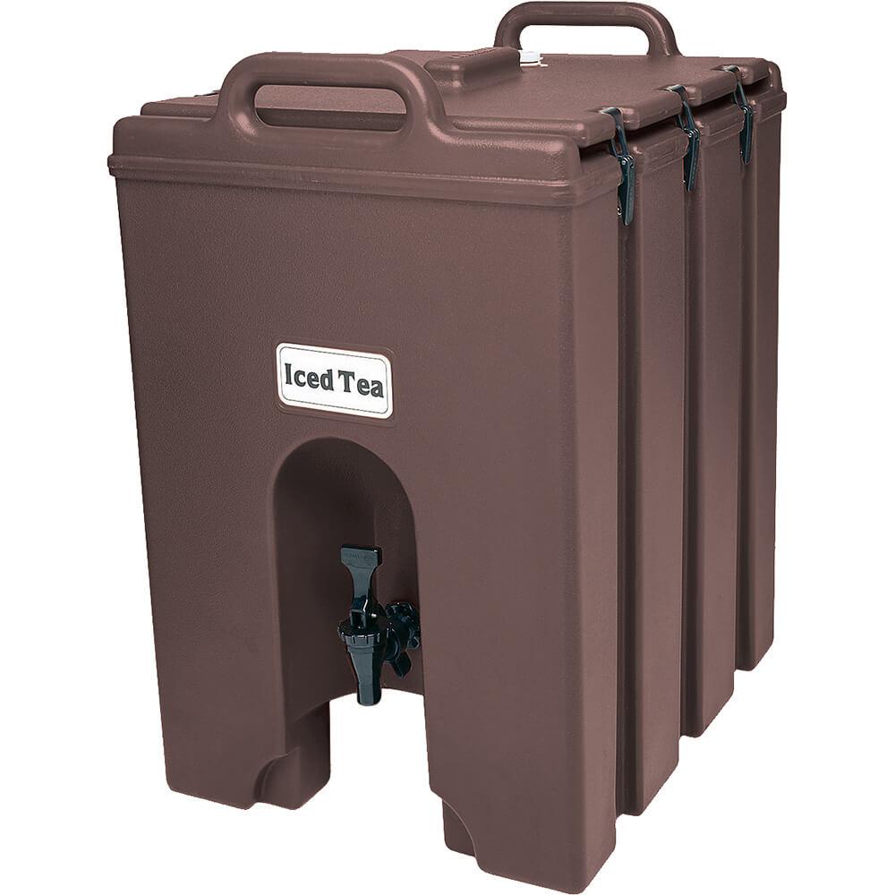 Dark Brown, 11.75 Gal. Insulated Beverage Dispenser