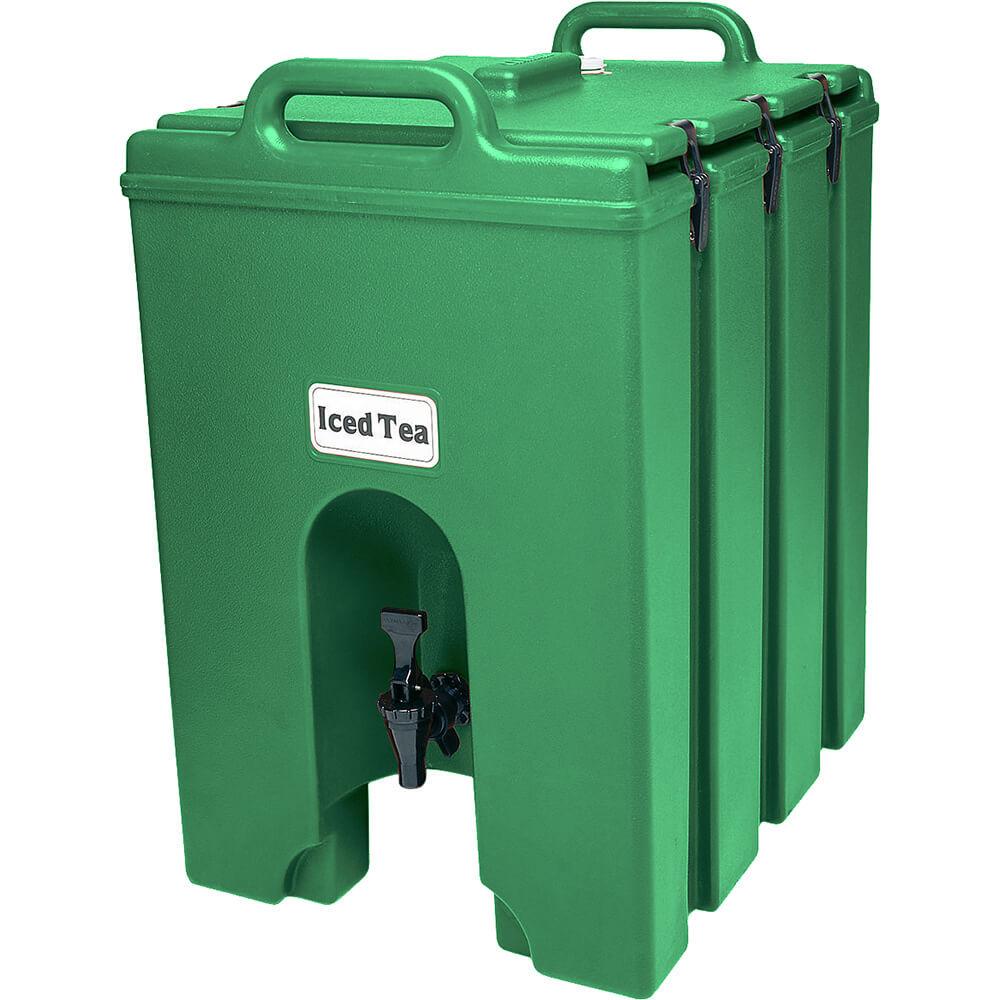 Green, 11.75 Gal. Insulated Beverage Dispenser