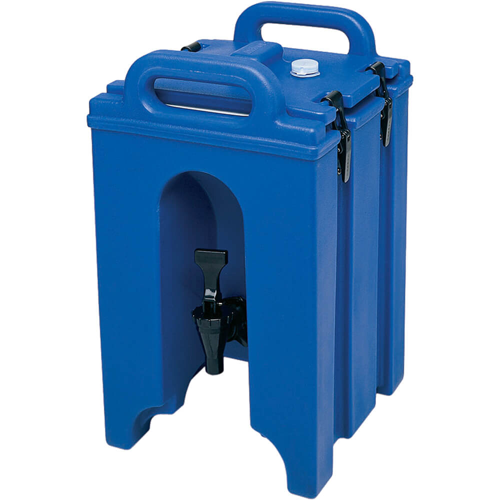 Navy Blue, 1.5 Gal. Insulated Beverage Dispenser