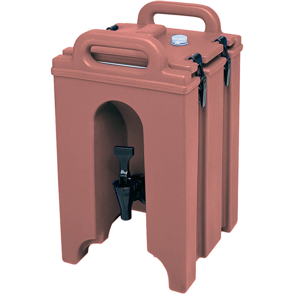 Brick Red, 1.5 Gal. Insulated Beverage Dispenser