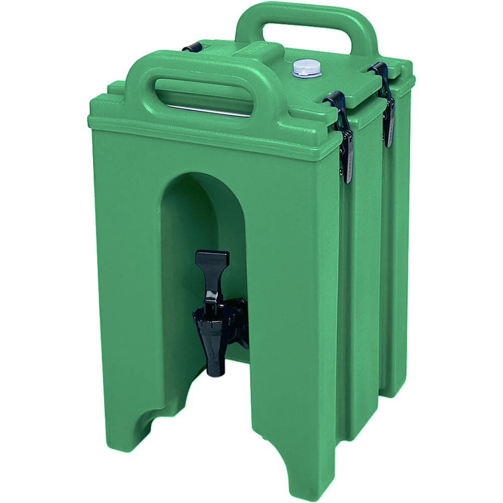 Green, 1.5 Gal. Insulated Beverage Dispenser