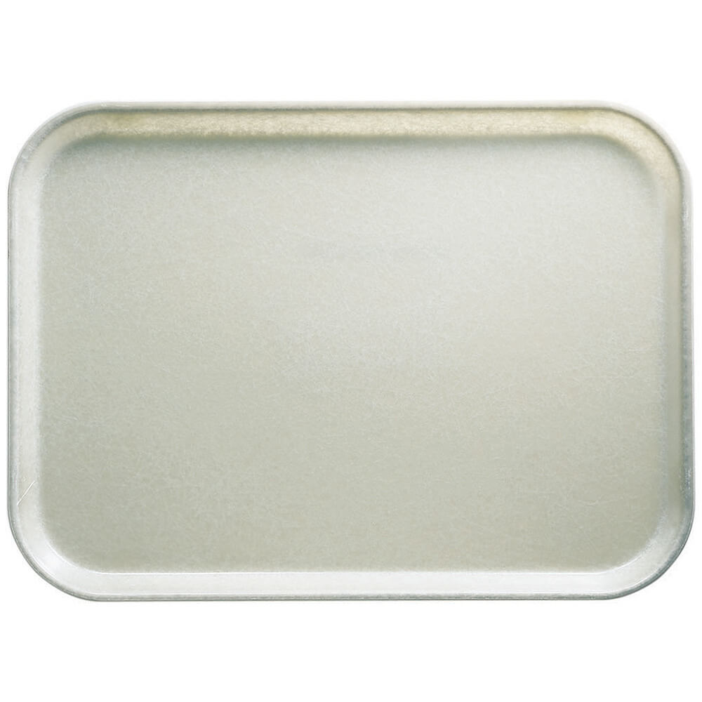 "Antique Parchment, 18"" x 26"" Food Trays, Fiberglass, 6/PK"