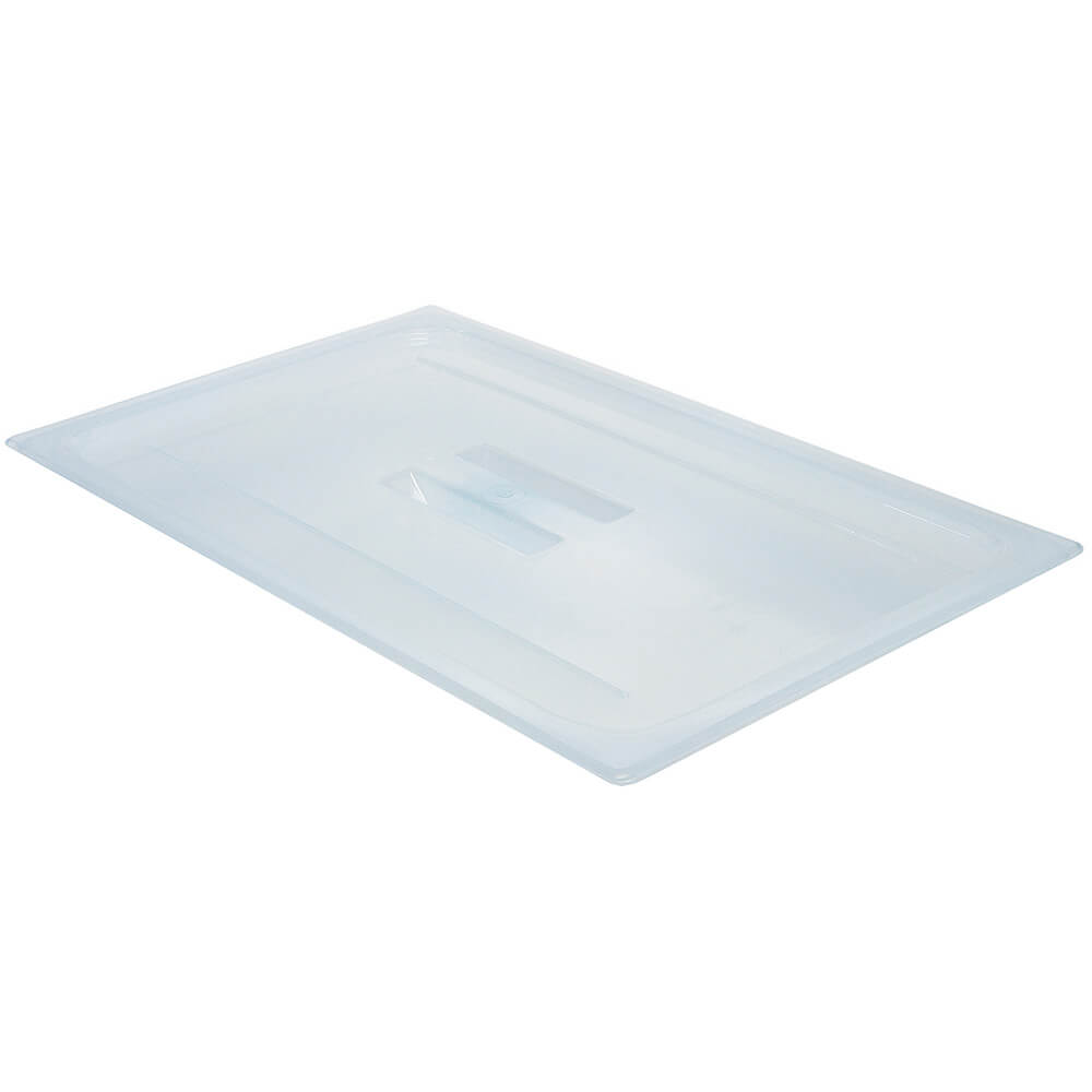 Translucent, 1/2 GN Lid with Handle, 6/PK