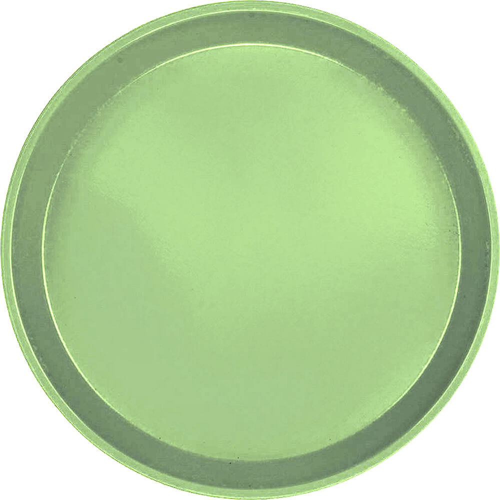 "Lime-Ade, 11"" Round Serving Tray, Fiberglass, 12/PK"