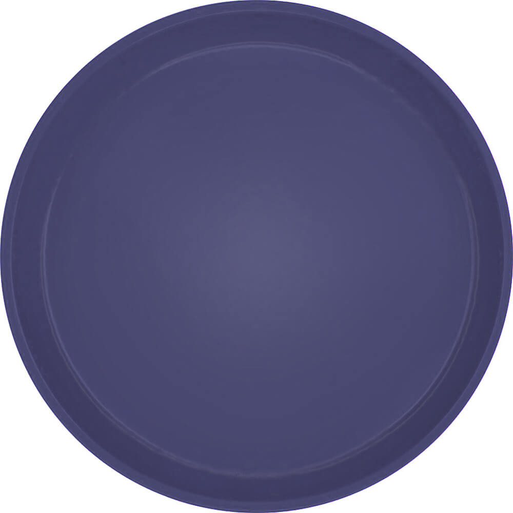 "Grape, 9"" Round Serving Tray, Fiberglass, 12/PK"