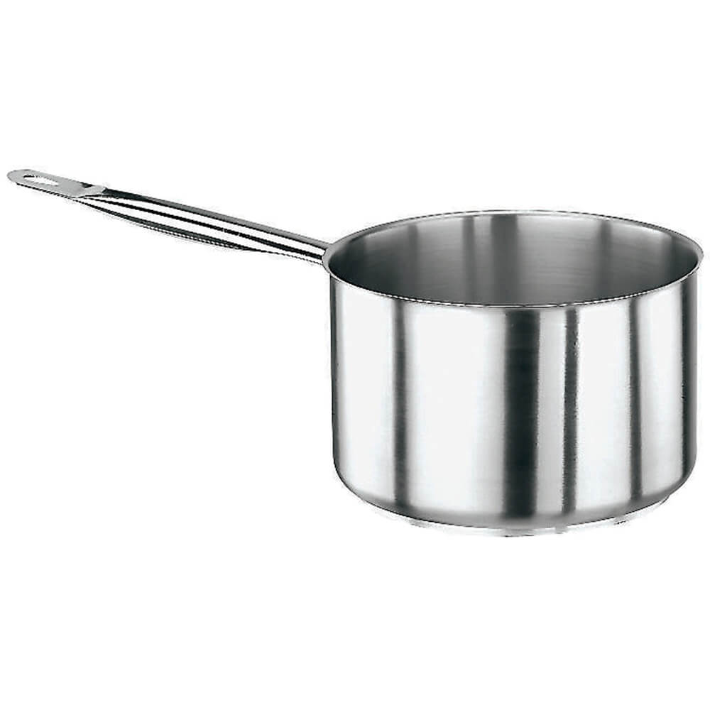 Stainless Steel Saucepan, No Lid, 0.87 Qt