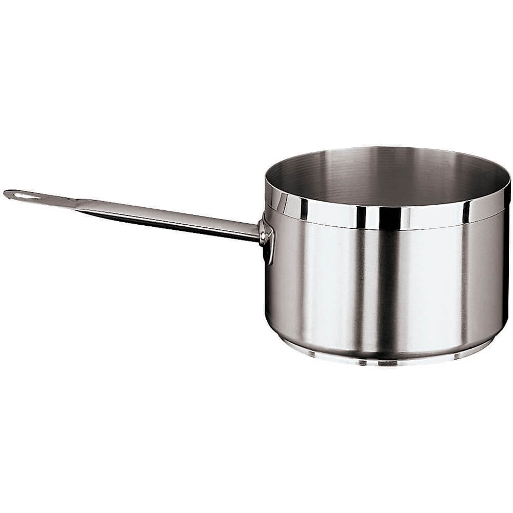 Stainless Steel Grand Gourmet #1100 Saucepan, 4.25 Qt
