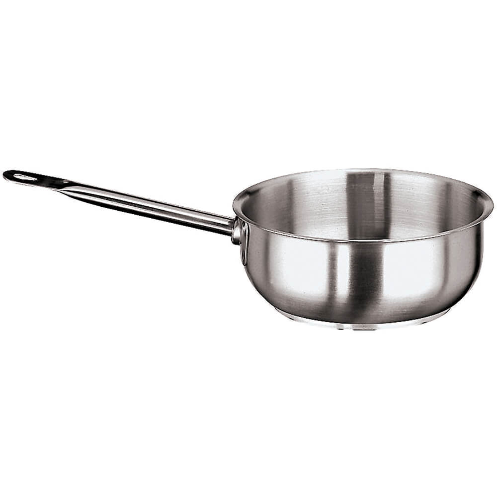 Stainless Steel Grand Gourmet #1100 Curved Saute Pan, 3.5 Qt