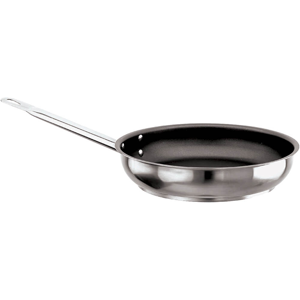 """Stainless Steel Grand Gourmet #1100 Non-stick Frying Pan, 15.75"""""""