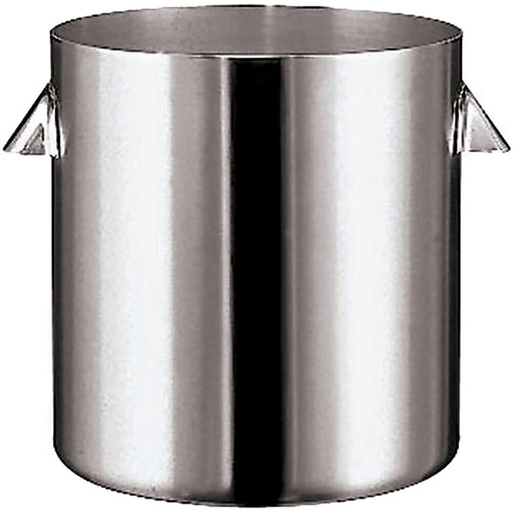 Stainless Steel Bain-marie Double Boiler, 2 Handles, 5.25 Qt