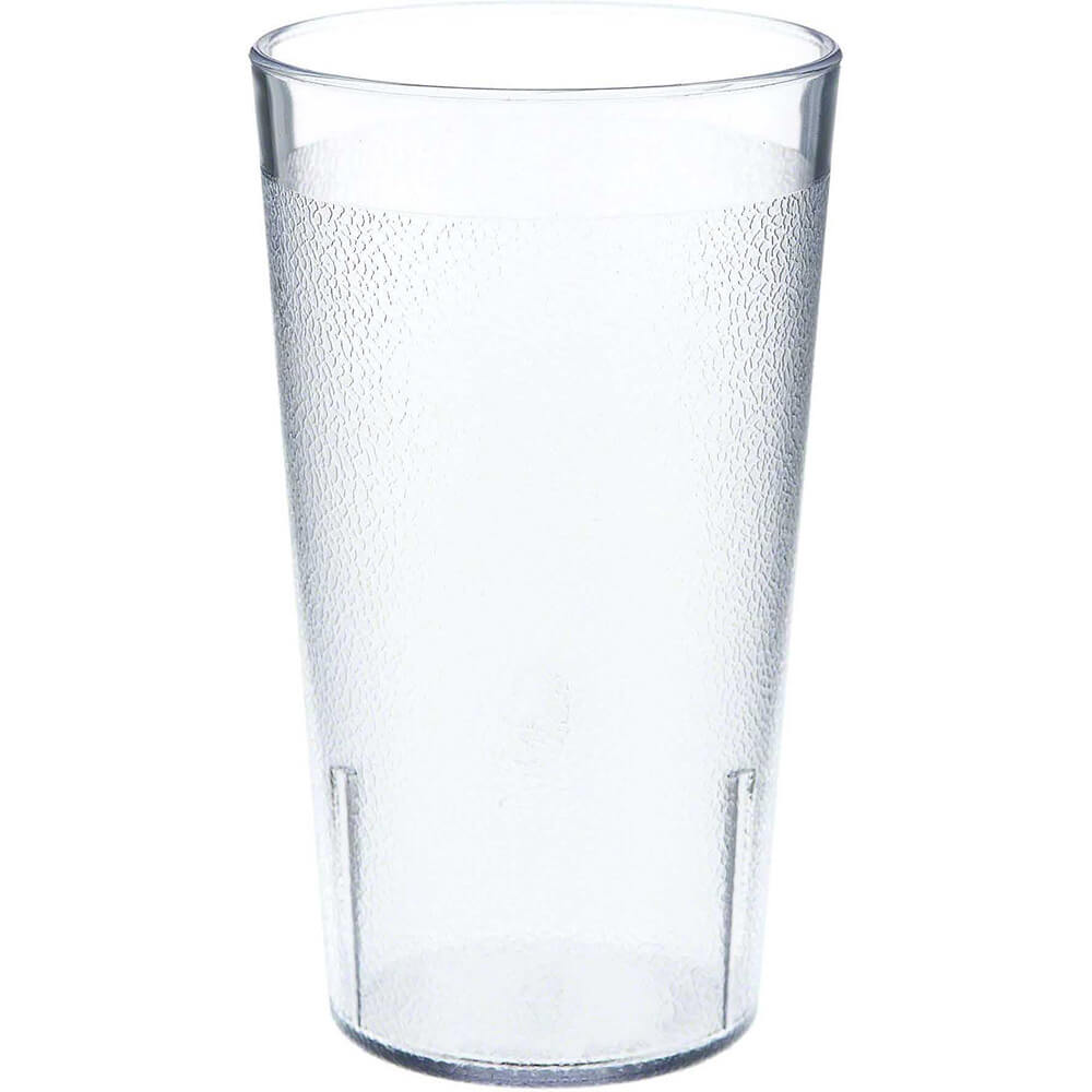 Clear, 12.6 Oz. Colorware Tumblers, 24/PK
