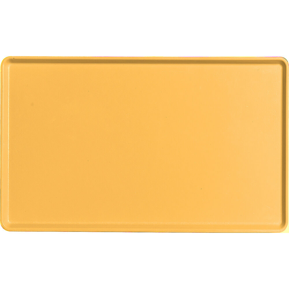 "Tuscan Gold, 12"" x 20"" Healthcare Food Trays, Low Profile, 12/PK"