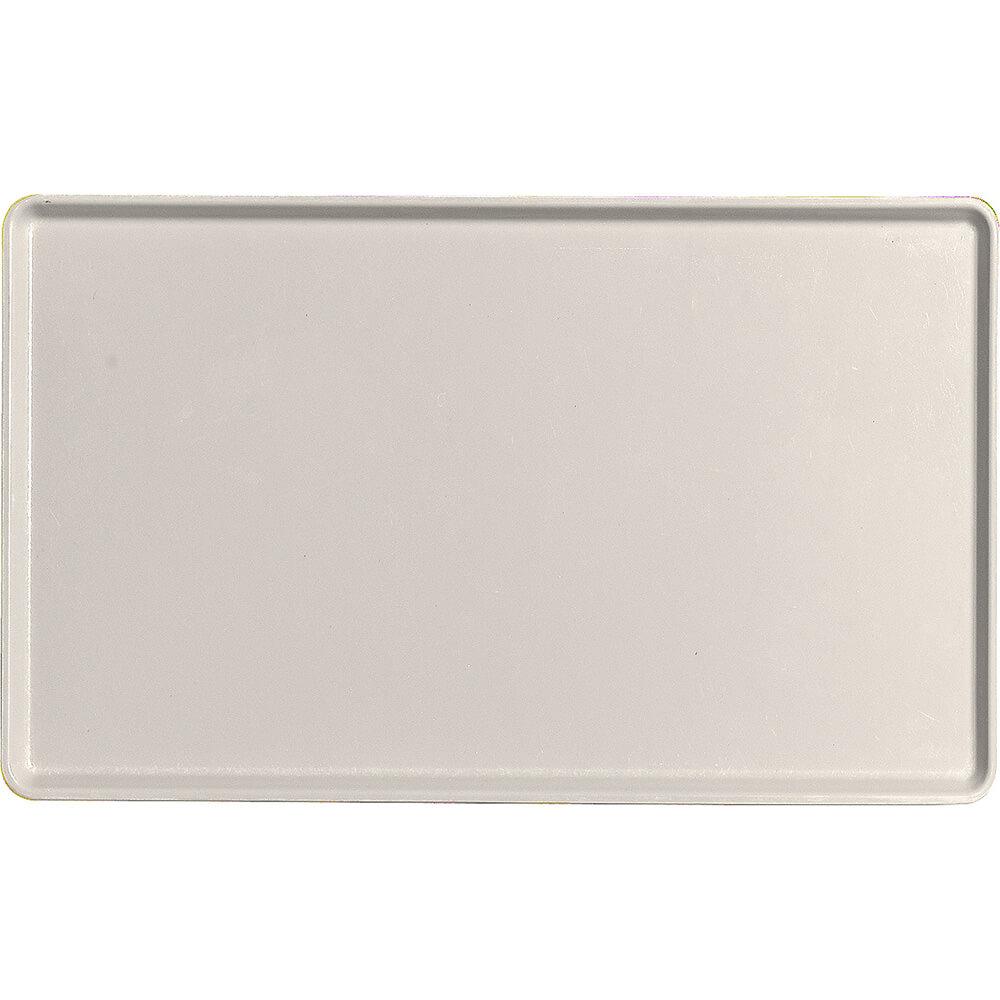 "Cottage White, 12"" x 20"" Healthcare Food Trays, Low Profile, 12/PK"