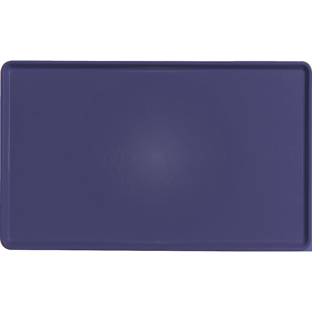 "Grape, 12"" x 20"" Healthcare Food Trays, Low Profile, 12/PK"
