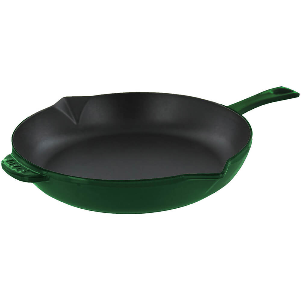 "Basil, 10"" Cast Iron Frying Pan"