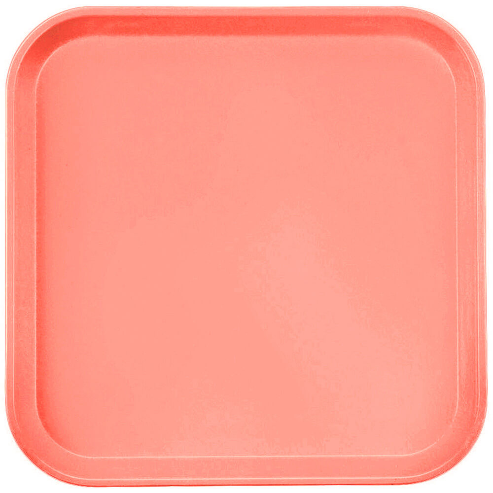 "Dark Peach, 13"" x 13"" (33x33 cm) Trays, 12/PK"