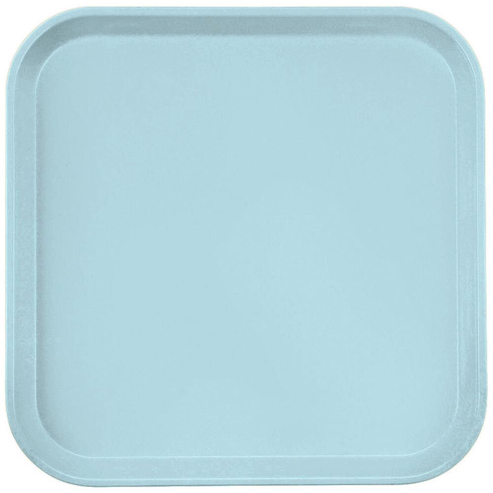 """Sky Blue, 13"""" x 13"""" (33x33 cm) Trays, 12/PK"""
