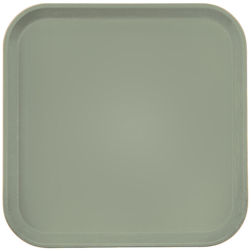 "Olive Green, 13"" x 13"" (33x33 cm) Trays, 12/PK"