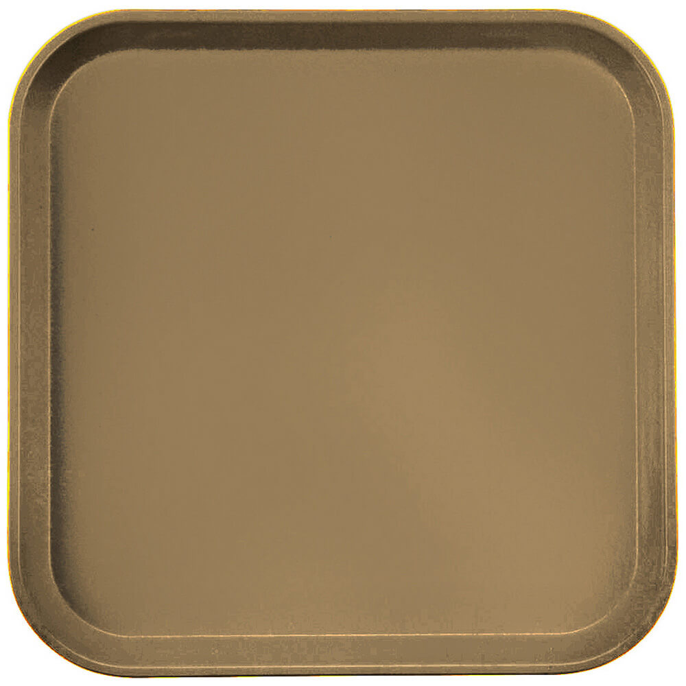 "Bay Leave Brown, 13"" x 13"" (33x33 cm) Trays, 12/PK"