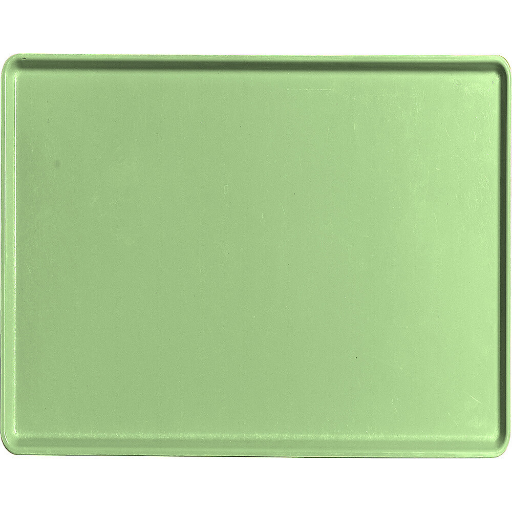 "Lime-Ade, 14"" x 18"" Healthcare Food Trays, Low Profile, 12/PK"