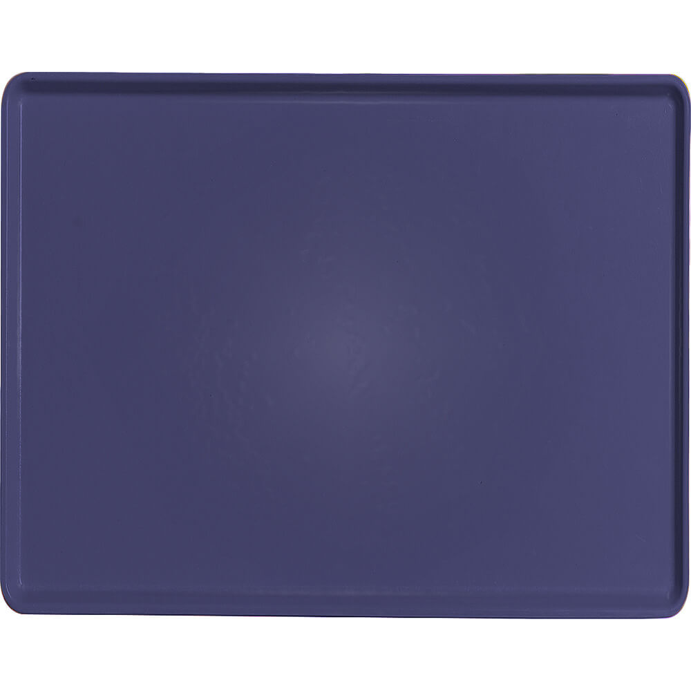 "Grape, 14"" x 18"" Healthcare Food Trays, Low Profile, 12/PK"