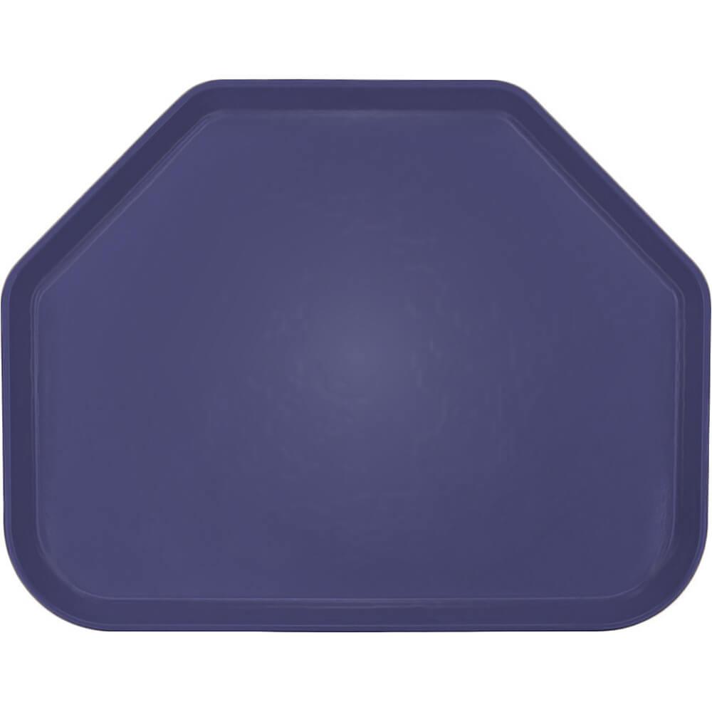 "Grape, 14""x18"" Trapezoid Food Trays, Fiberglass, 12/PK"