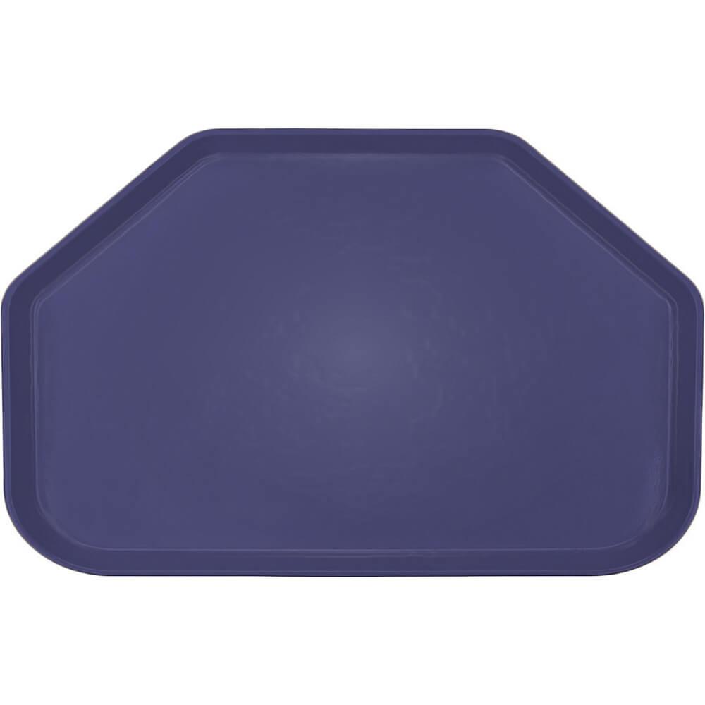 "Grape, 14""x22"" Trapezoid Food Trays, Fiberglass, 12/PK"