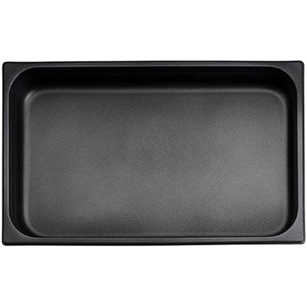 Paderno World Cuisine Black Stainless Steel 1 1 Gn Non