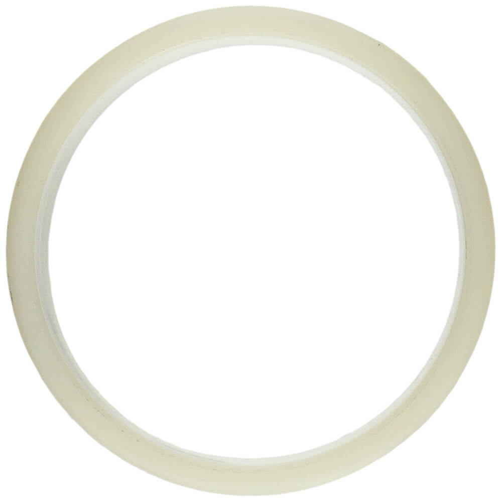 "Exoglass Round Pastry / Cookie Cutter, 3.12"" View 2"