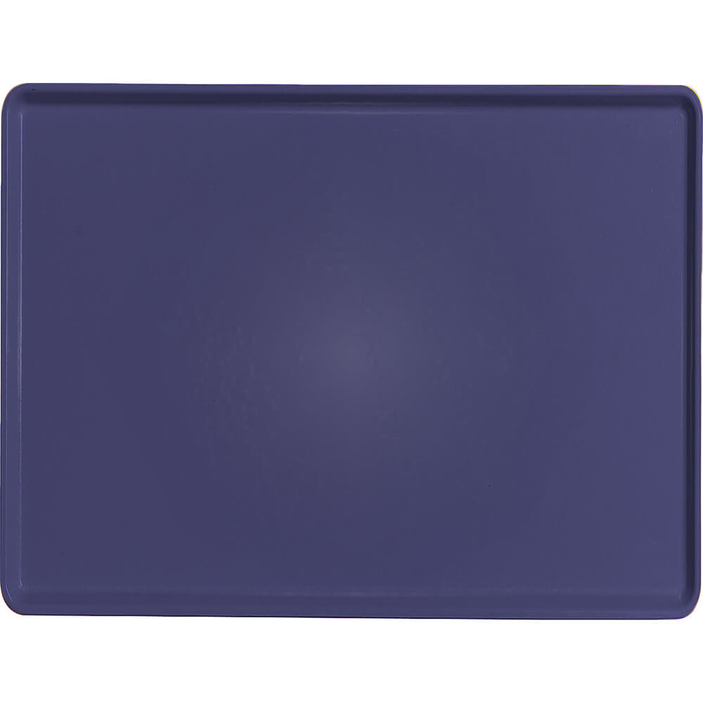 "Grape, 15"" x 20"" Healthcare Food Trays, Low Profile, 12/PK"