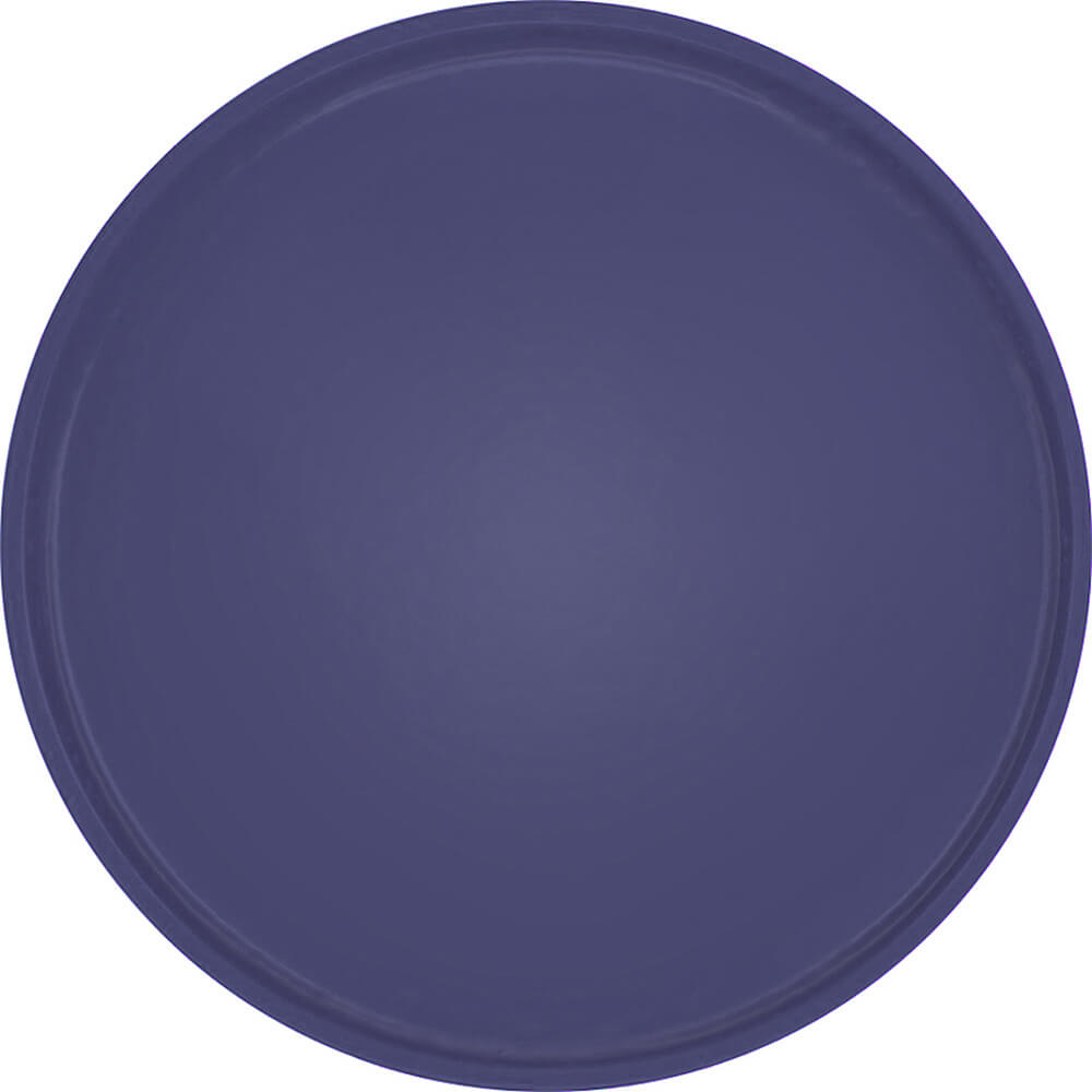"Grape, 16"" Round Serving Tray, Fiberglass, 12/PK"