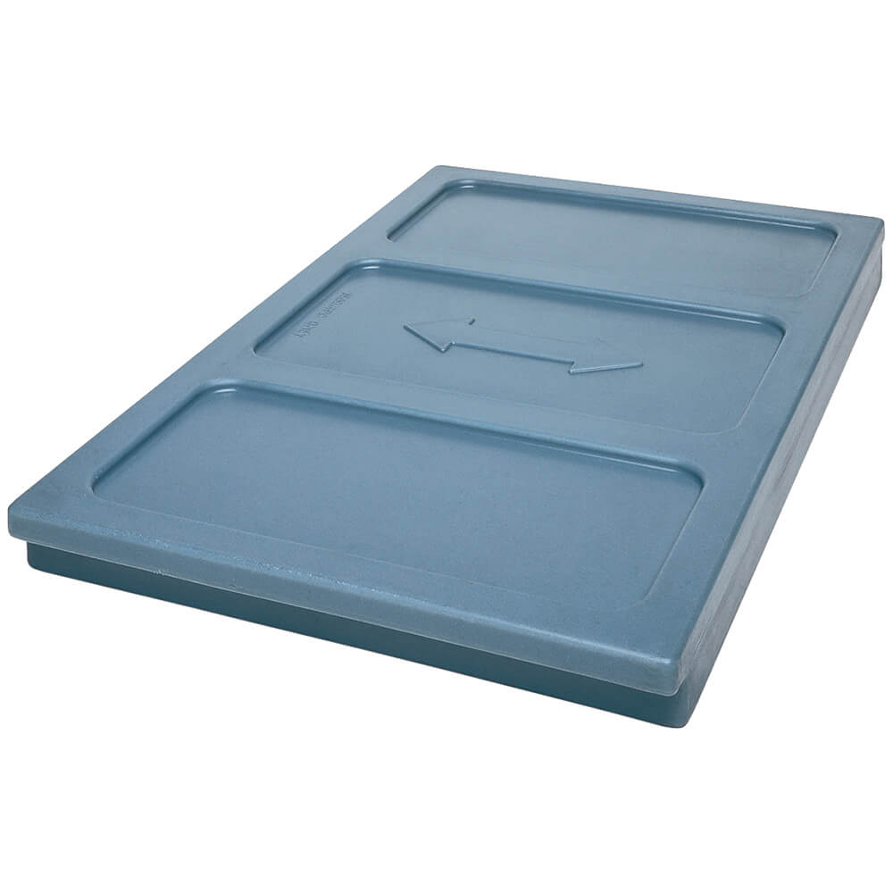 Slate Blue, ThermoBarrier Insulated Shelf, Set Of 2