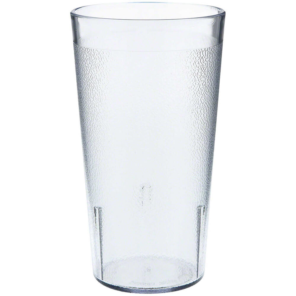 Clear, 22 Oz. Colorware Tumblers, 72/PK