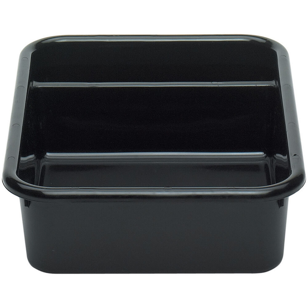 "Black, 24"" X 21"" ABS Bus Boxes, 12/PK"