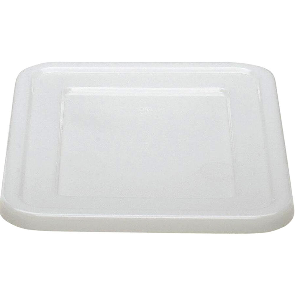 "White, 17"" X 22"" Poly Bus Box Lid for Camwear, Poly and Regal, 12/PK"