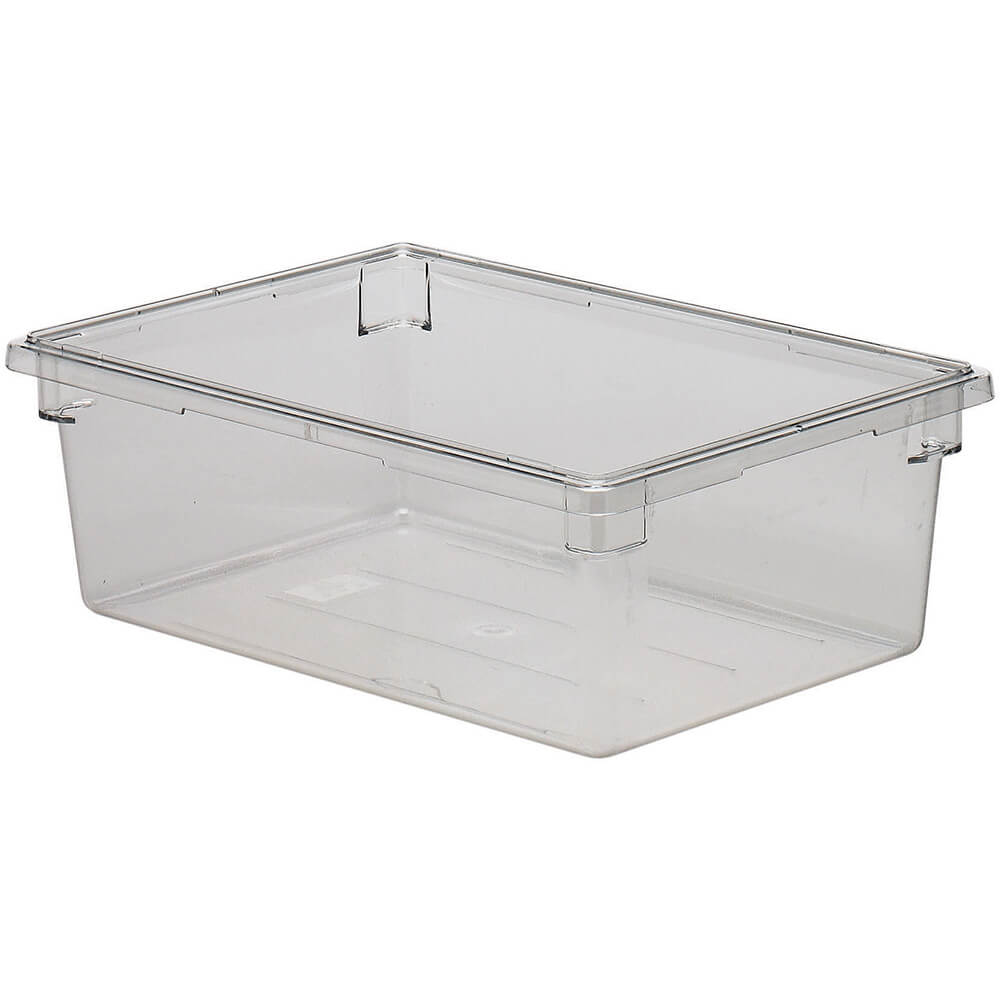 Clear, 13.0 Gal. Food Storage Boxes, Camwear, 4/PK