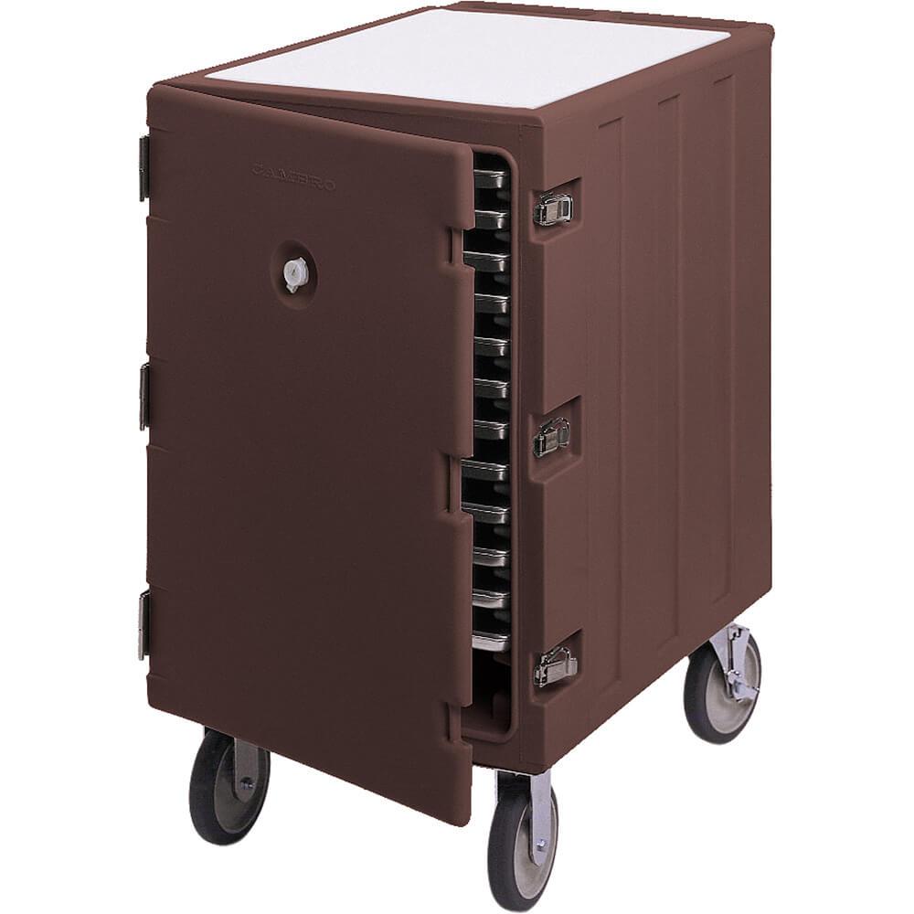 Dark Brown, 13-Pan Insulated Sheet Pan and Tray Cart