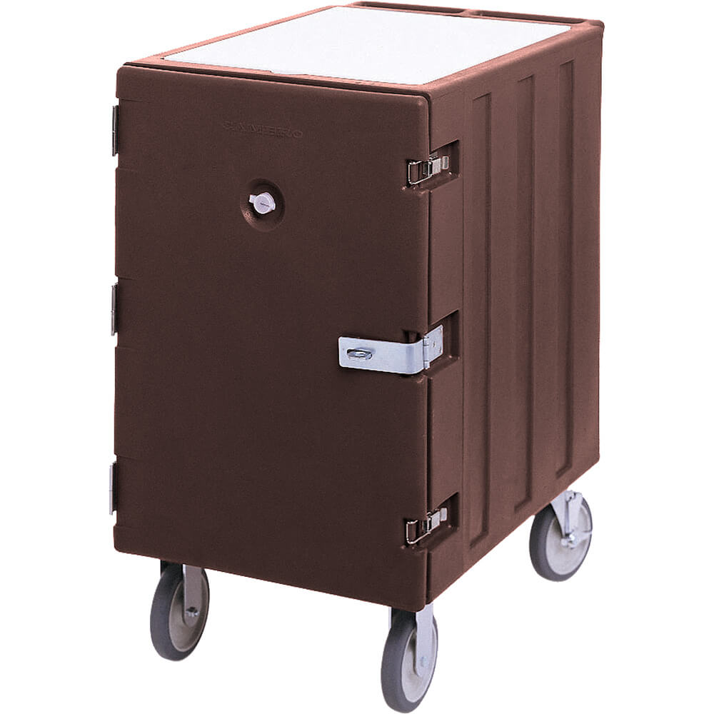 Dark Brown, Food Carrier for Food Storage Boxes, Lockable