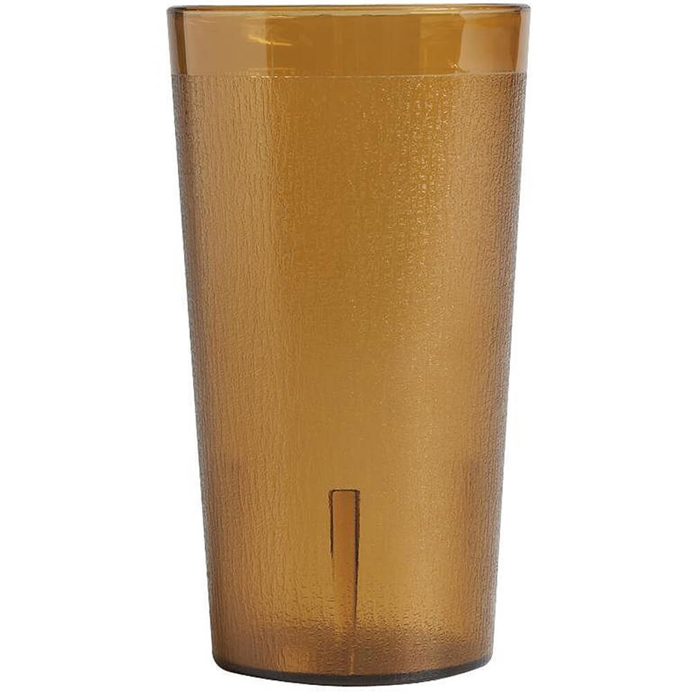 Amber, 32 Oz. Colorware Tumblers, 24/PK