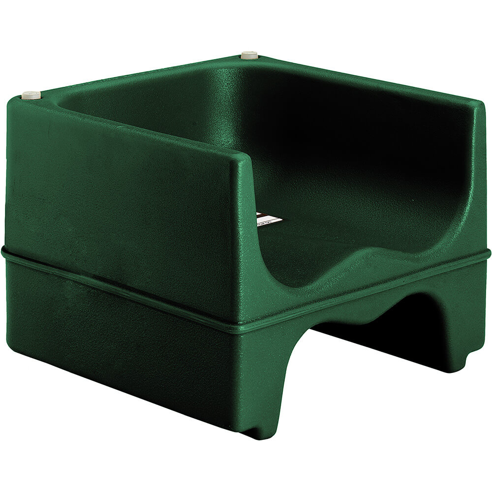 Cambro Green Dual Height Booster Seat No Strap 1 Pk 200bc1 519