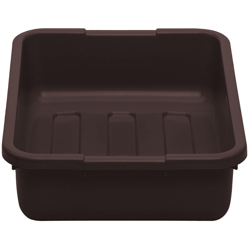 "Dark Brown, 15"" X 21"" ABS Bus Boxes, 12/PK"