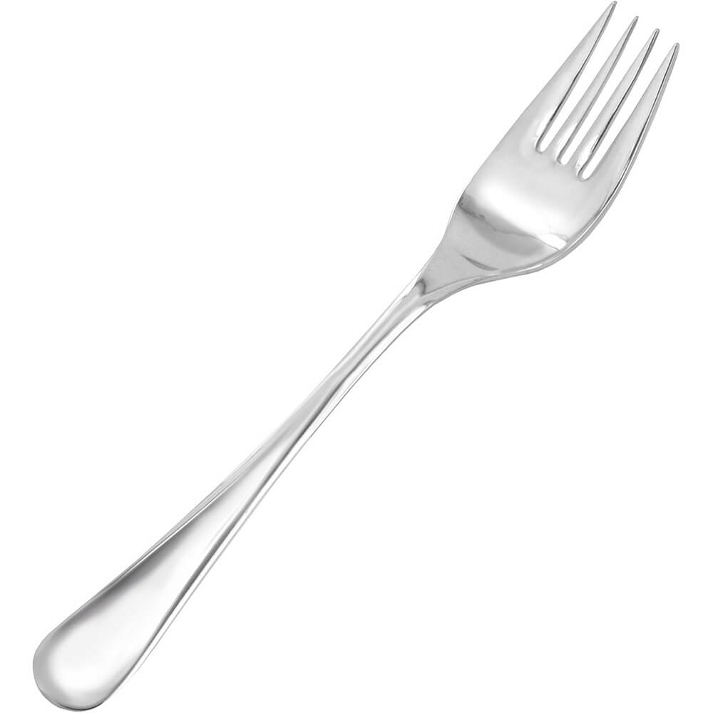 Stainless Steel, Manor Silverware Set, Dinner Fork, 12/PK