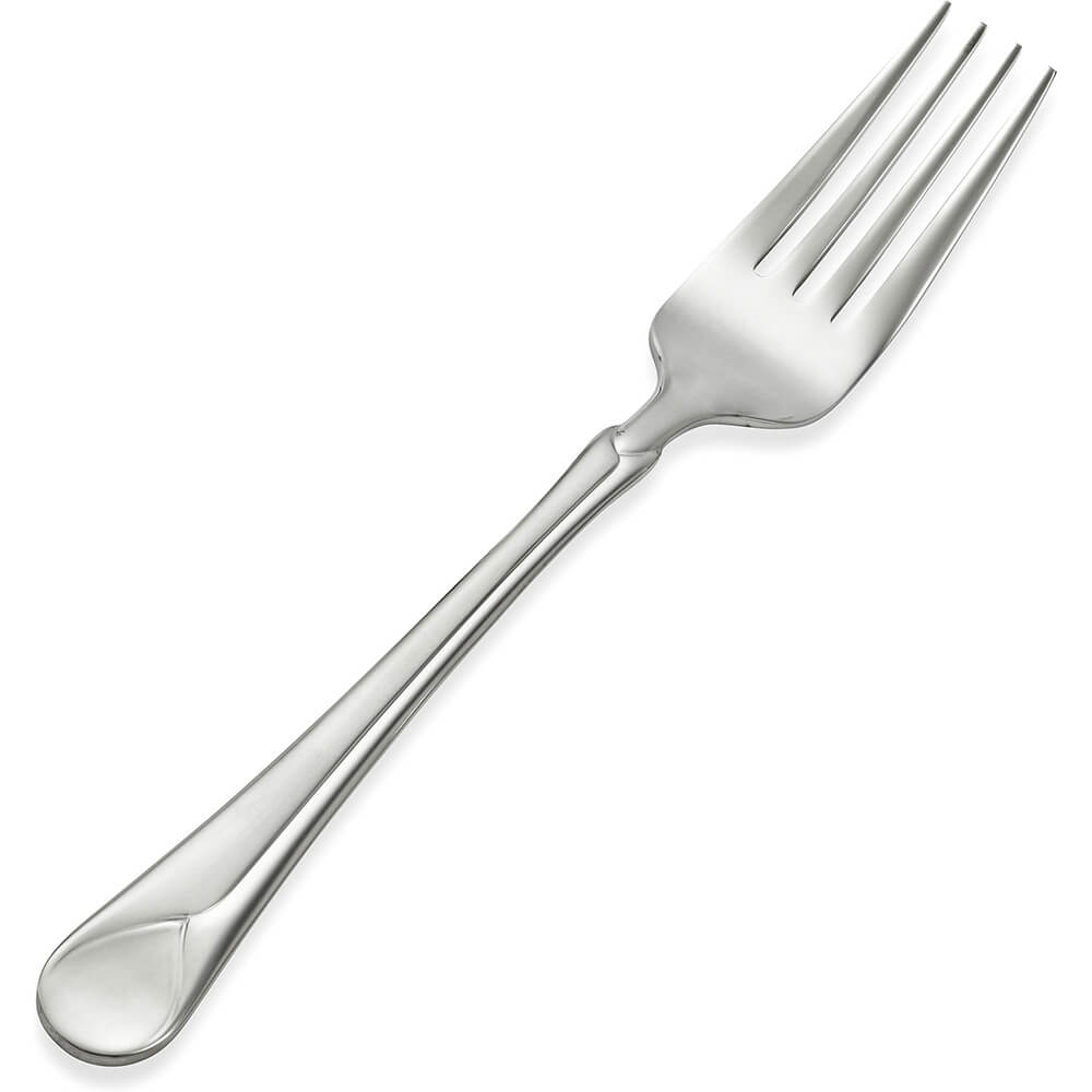 Stainless Steel, Provence Silverware Set, Dinner Fork, 12/PK