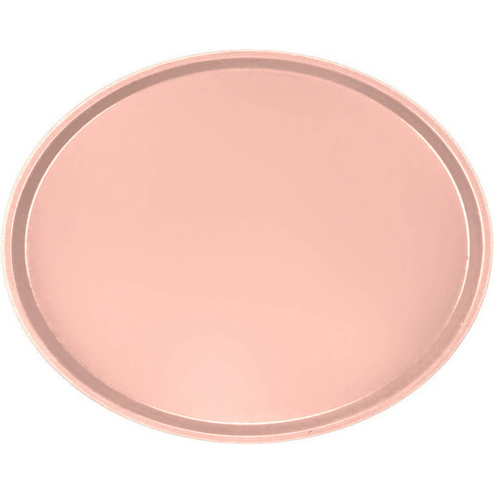 Blush, Large Restaurant Oval Tray, Fiberglass, 6/PK