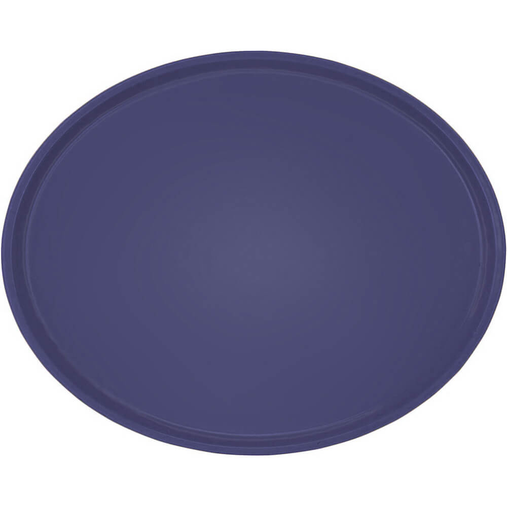 Grape, Large Restaurant Oval Tray, Fiberglass, 6/PK