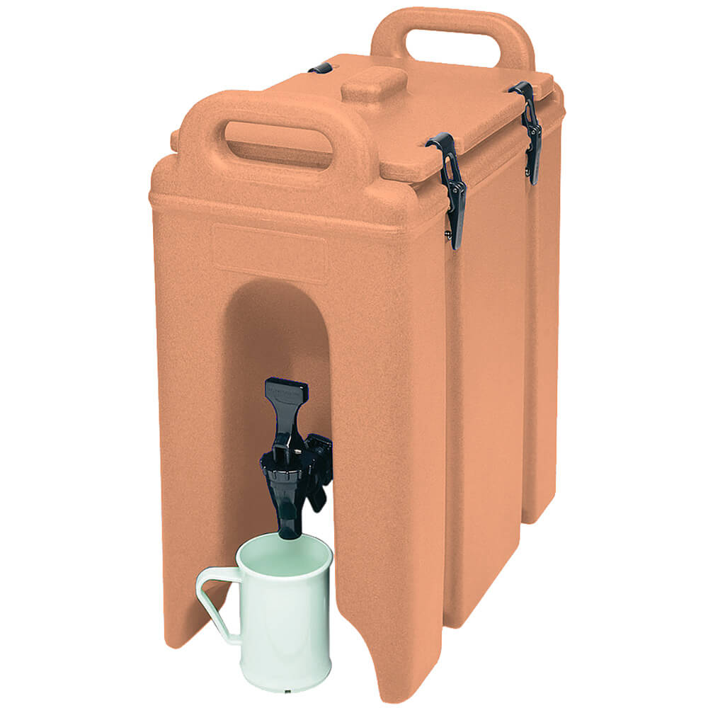 Coffee Beige, 2.5 Gal. Insulated Beverage Dispenser