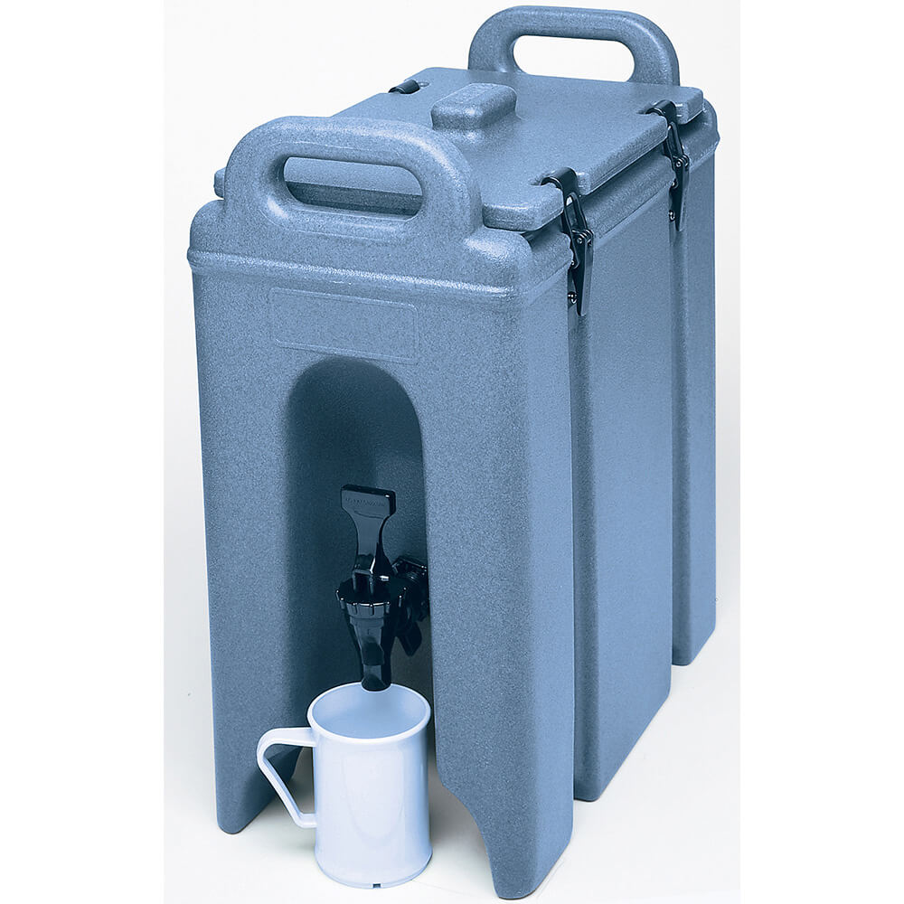 Slate Blue, 2.5 Gal. Insulated Beverage Dispenser