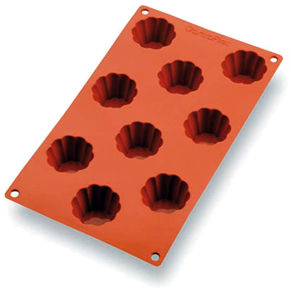 Silicone Gastroflex Brioche Baking Mold
