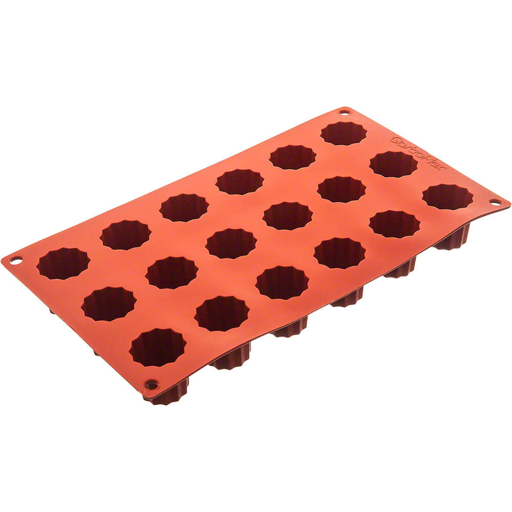 Silicone Gastroflex Mini Canele Mold