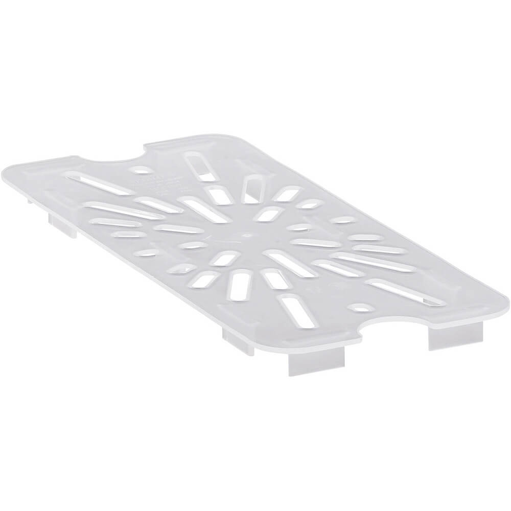 Translucent, 1/3 GN Drain Shelf, 6/PK